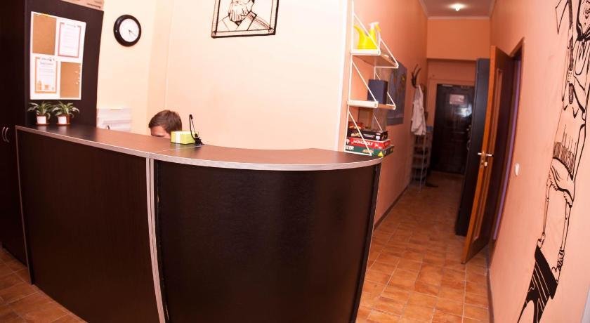level 3 Hostel (Sankt Petersburg)