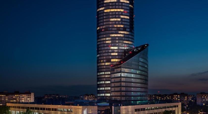 Sky Tower Wroclaw Sky Tower Wrocław