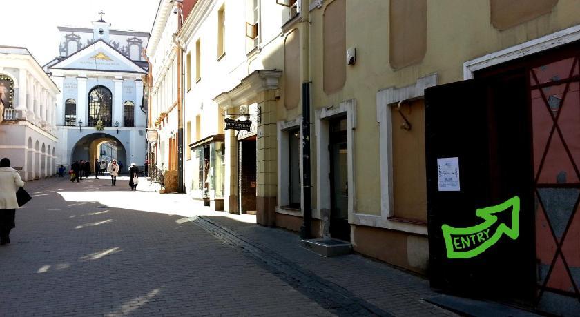 недорогой хостел в Вильнюсе возле острой брамы