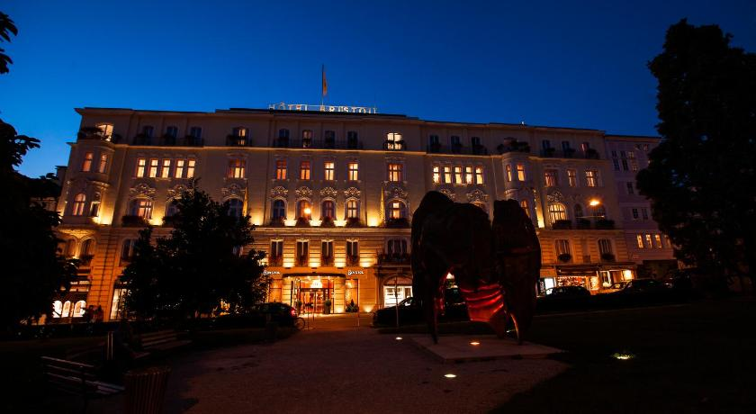 Hotel Bristol Salzburg in Salzburg