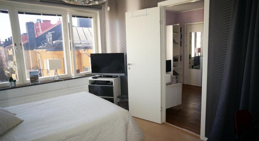 Bed & Breakfast Stockholm at Mariatorget (Stockholm)