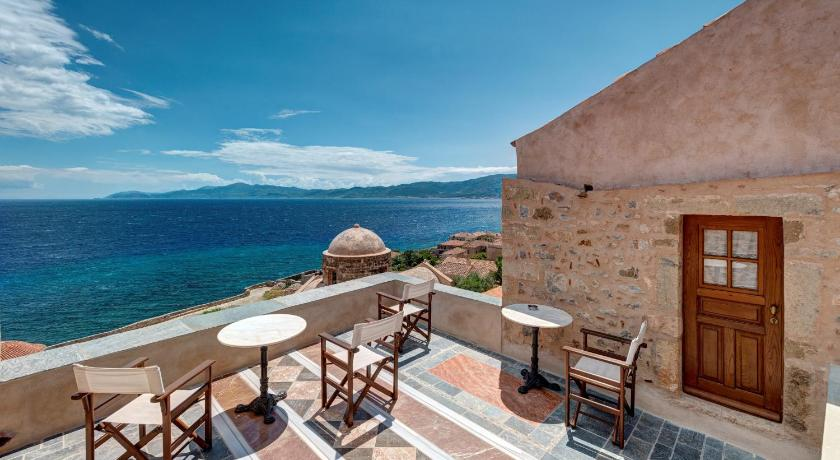 Malvasia Traditional Hotel, Hotel, Kastro Monemvasias, Lakonia, 23070, Greece