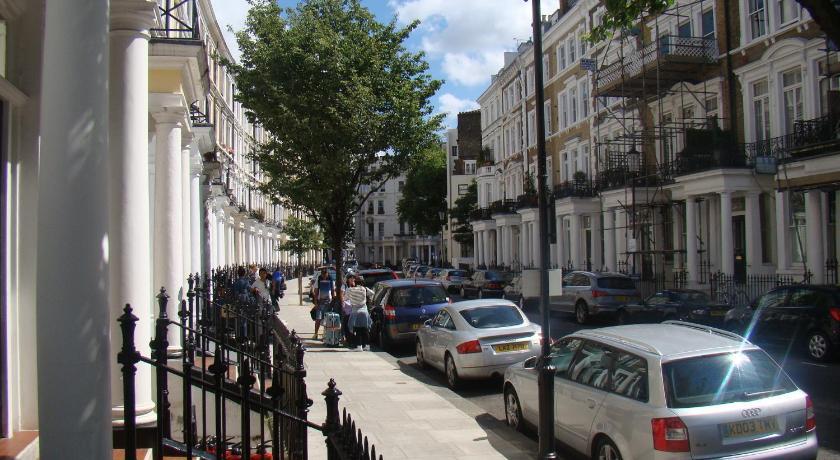 London Escorts Near Kensington Apartments Collingham Place