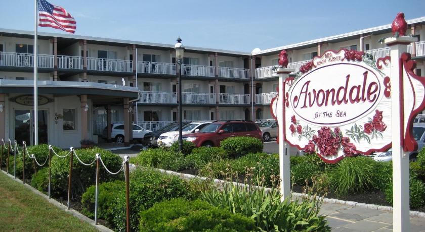 hotel avondale by the sea cape may nj. Black Bedroom Furniture Sets. Home Design Ideas
