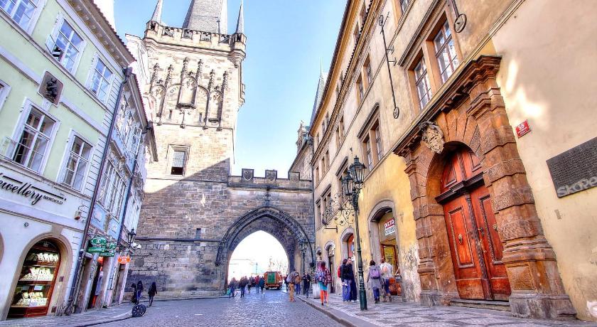 iPragueApartments in Prag