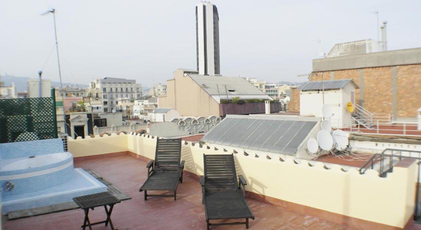 Budy Apartments Rooftop Córcega (Barcelona)