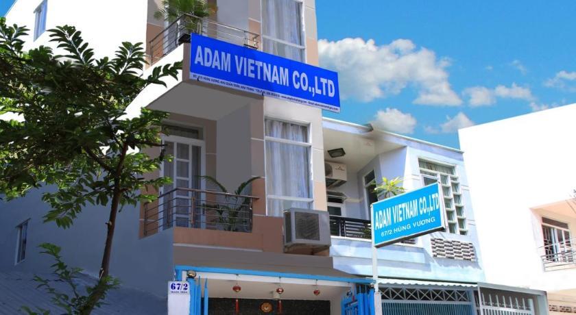 Kết quả hình ảnh cho adam viet nam hotel nha trang