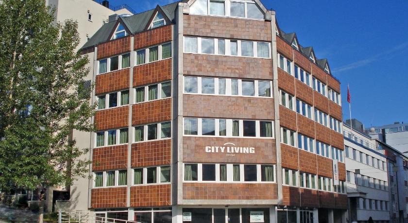 ノルウェー,トロムセー,シティ リビング ホテル(City Living Hotel)