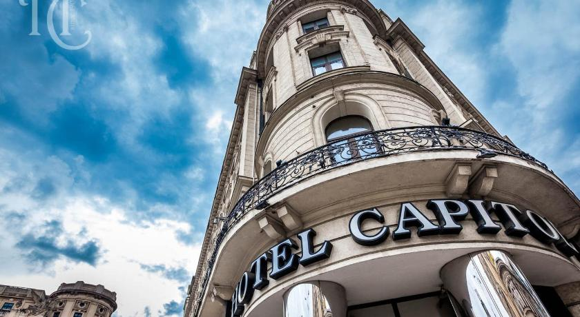 ルーマニア,ブカレスト,キャピトル ホテル(Capitol Hotel)