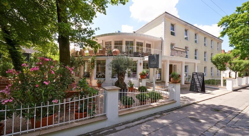 Parkhotel Prinz Myshkin (ex Parkhotel Edelweiss) (München)