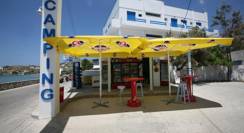 Camping Koula, Hotel, Livadia, Paros, 84400, Greece