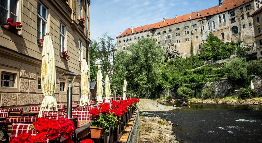 チェコ,チェスキー・クルムロフ,ホテル ドヴォラック チェスキー クルムロフ(Hotel Dvorak Cesky Krumlov)