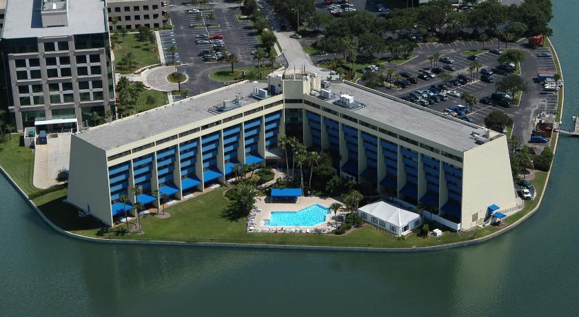 Doubletree Hilton Hotel Tampa Fl