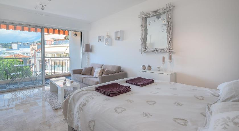 Wonderful studio in the heart of Cannes (Cannes)