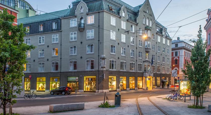 ノルウェー,オスロ,ホテル ボンデハイメン(Hotell Bondeheimen)