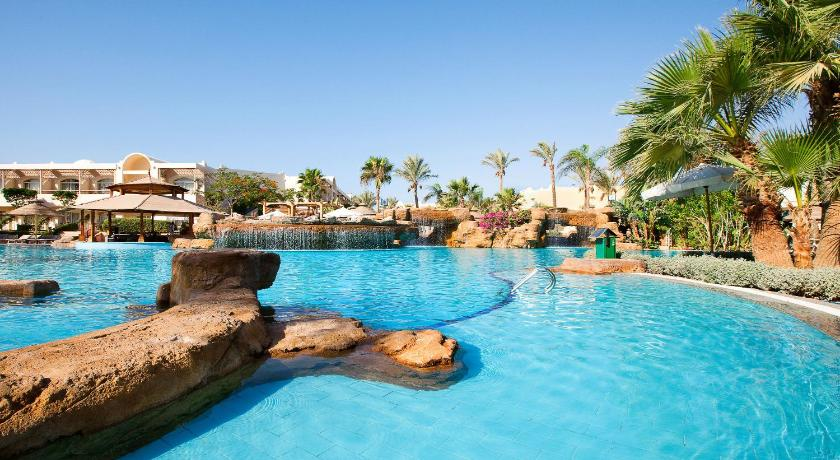отель Sierra Sharm El
