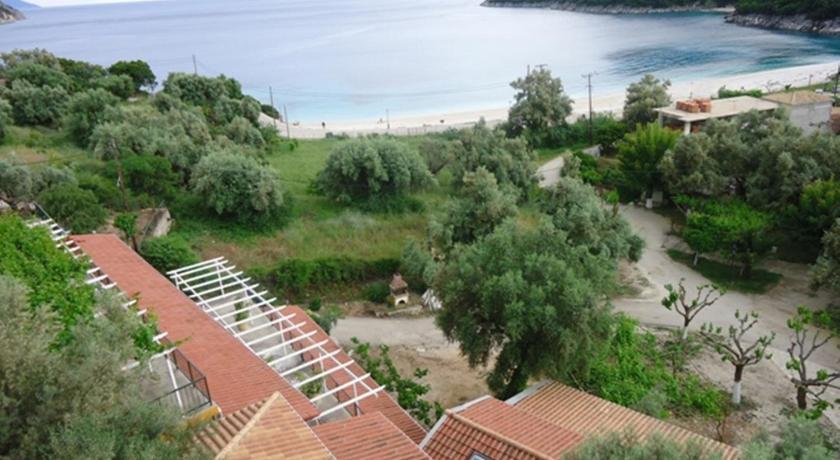 Poros Beach, Hotel, Mikros Yialos, Lefkada, 31100, Greece