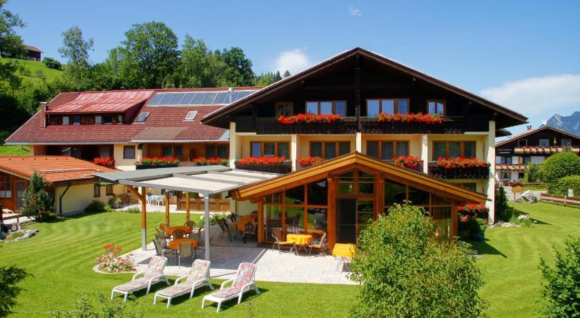 Hotel Bad Hindelang Allgau