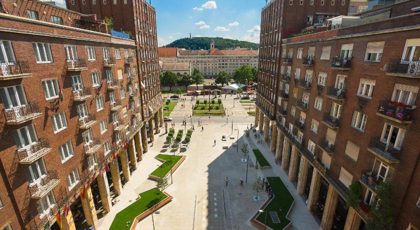 ハンガリー,ブダペスト,アルカディア ホテル ブダペスト(Arcadia Hotel Budapest)