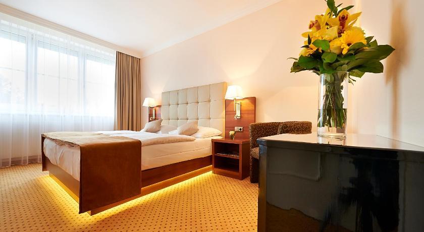 Zimmer im Hotel Admiral am Kurpark