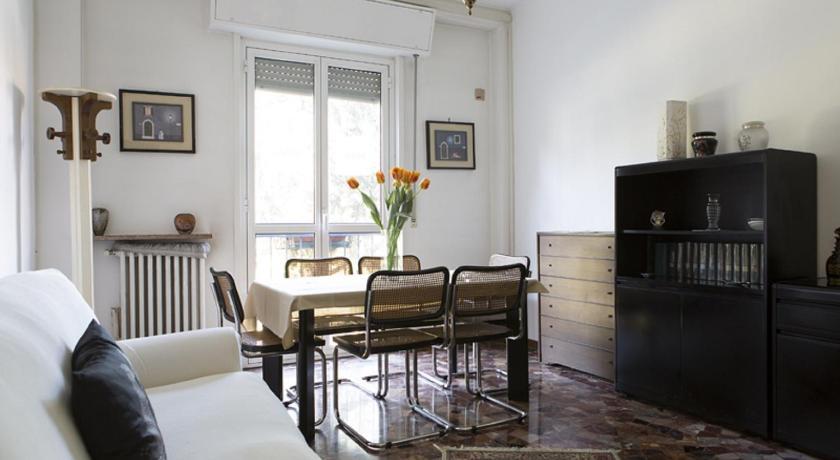 Square Apartment (Mailand)