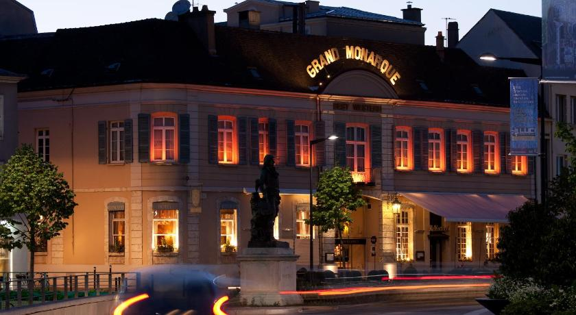 BEST WESTERN Le Grand Monarque