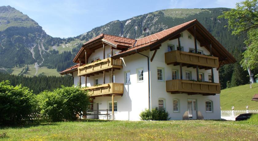 Appartementhaus Egghof (Berwang)