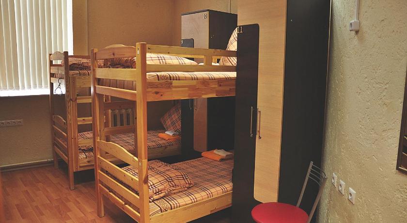 хостел в Минске комната