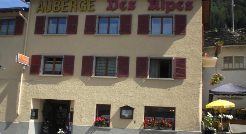 Auberge des alpes liddes suisse for Auberge la maison william wakeham