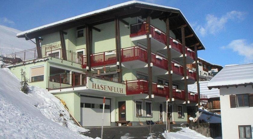 Pension Hasenfluh (Lech am Arlberg)