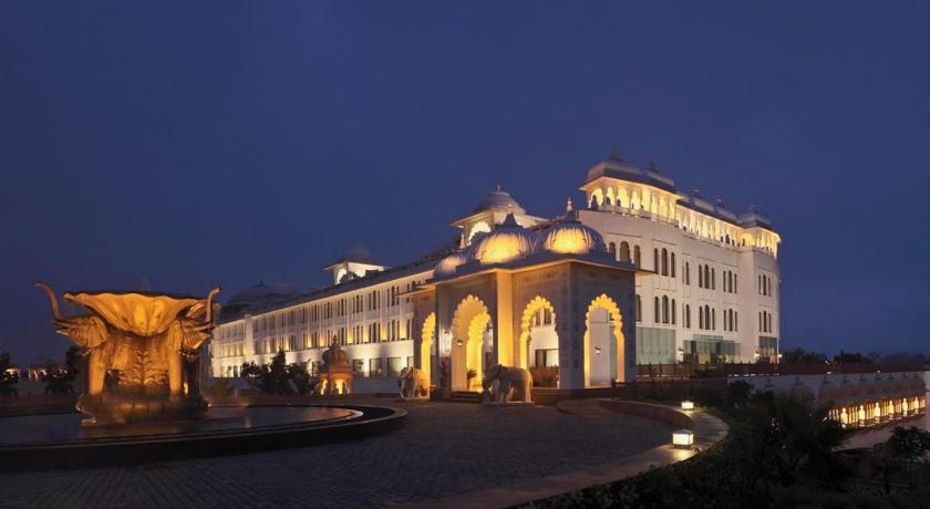 Radisson Blu Udaipur Palace Resort And Spa