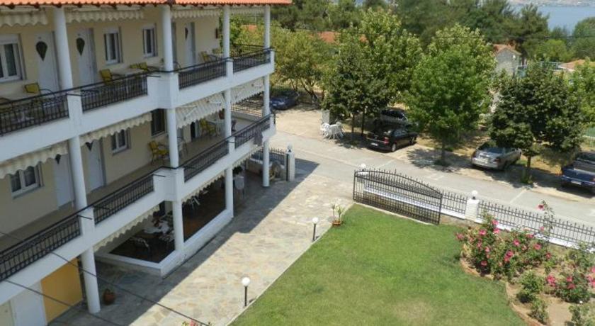 Hotel Voutsas, Hotel, Loutra Volvis, Nea Apollonia, Thessaloniki, 57015, Greece