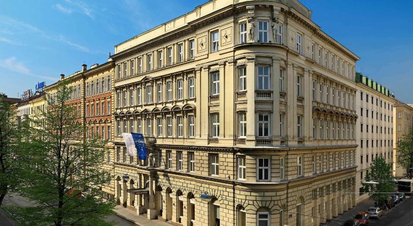 オーストリア,ウィーン,ホテル ベルビュー(Hotel Bellevue Wien)