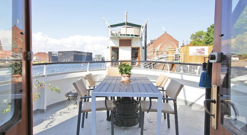 Copenhagen Houseboat (Kopenhagen)