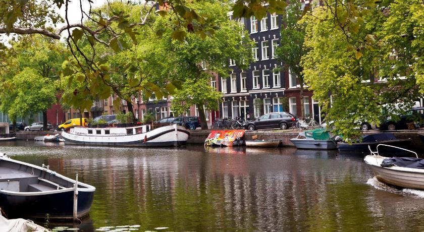 Jordan Canal View Apartments (Amsterdam)