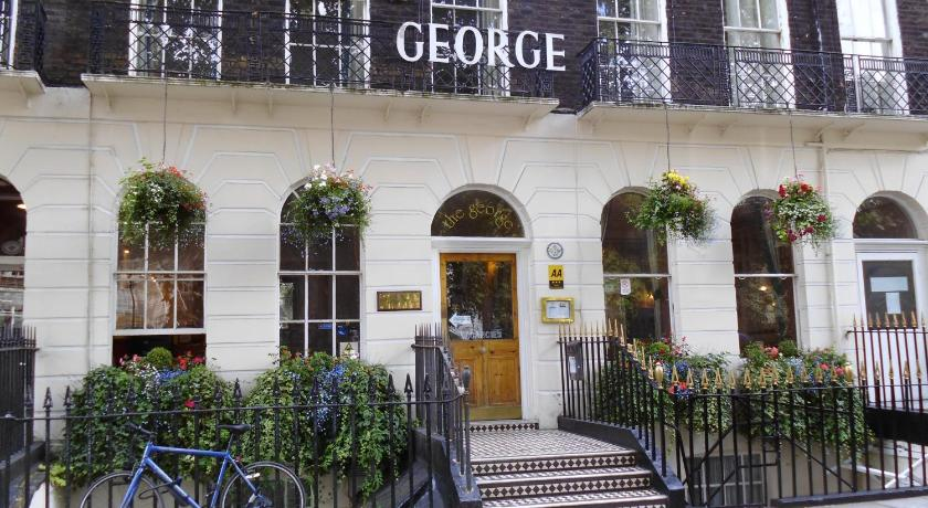 George Hotel in London