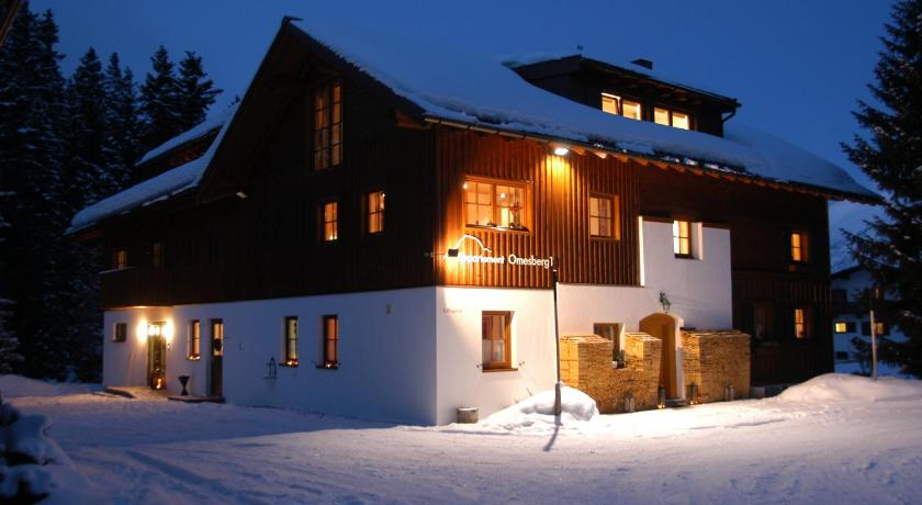 Appartement Omesberg 1 (Lech am Arlberg)