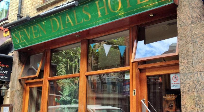 London Escorts Near Seven Dials Hotel - B&B
