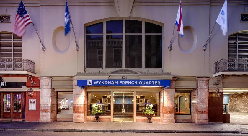 アメリカ,ニューオーリンズ,ウィンダム ニューオリンズ フレンチ クォーター(Wyndham New Orleans French Quarter)