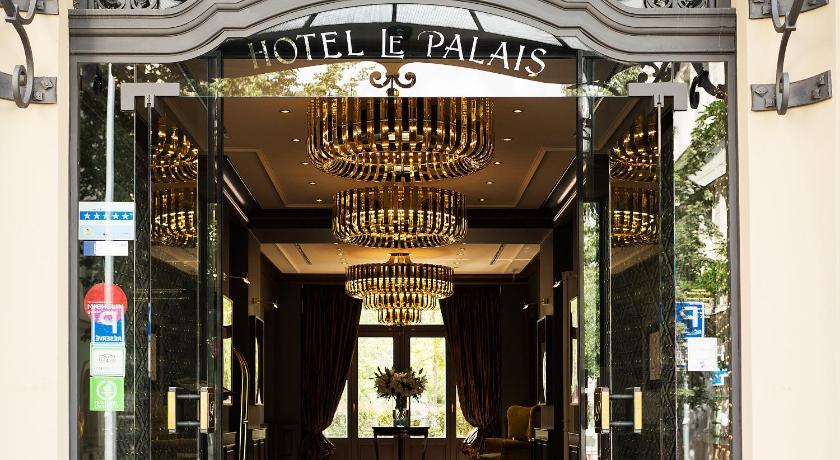 Le Palais Art Hotel Prague in Prag