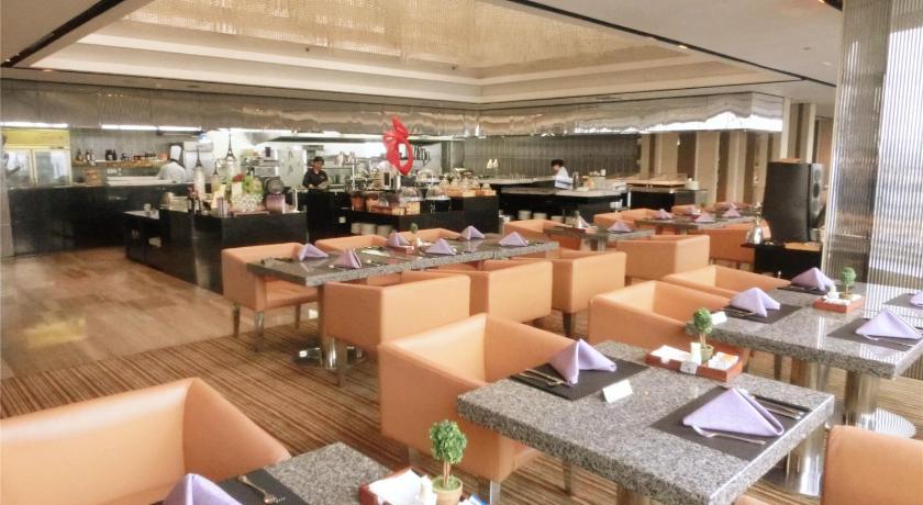 中国,広州,広州 バイユン ホテル(Guangzhou Baiyun Hotel)