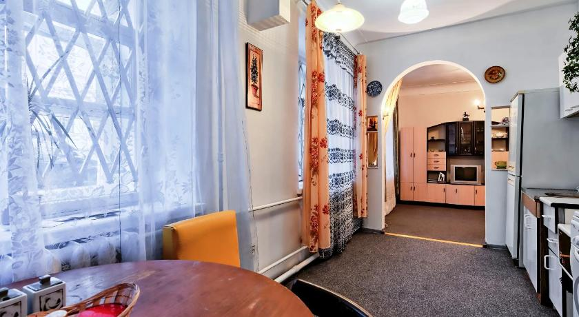 Na Moshkov? Apartment (Sankt Petersburg)