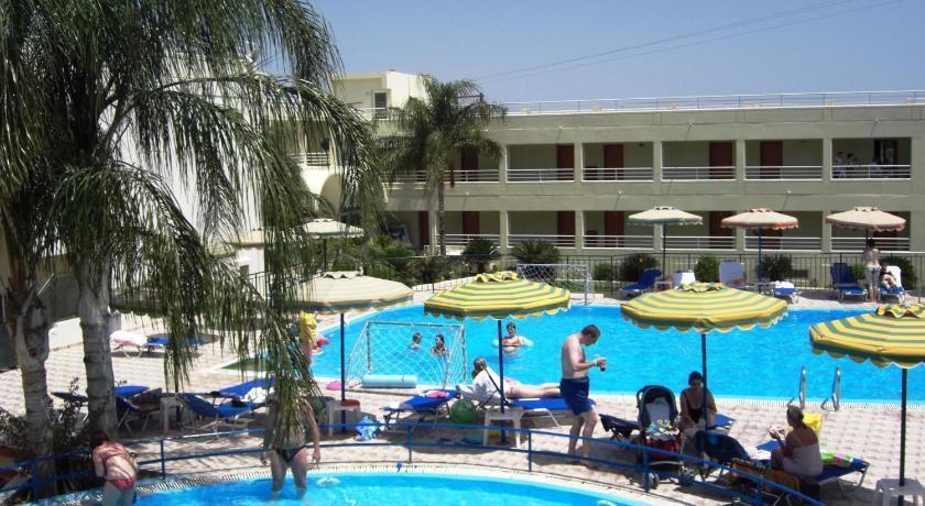 Romantza Mare, Hotel, Koskinou, Kallithea, Rhodes, 85100, Greece