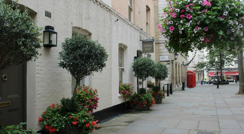 London Escorts Near Fielding Hotel
