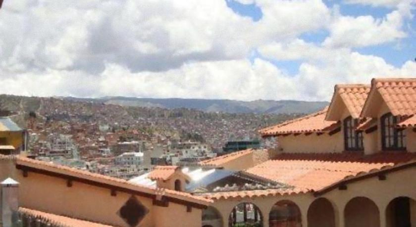 ボリビア,ラパス,ホテル ロザリオ ラパス(Hotel Rosario La Paz)