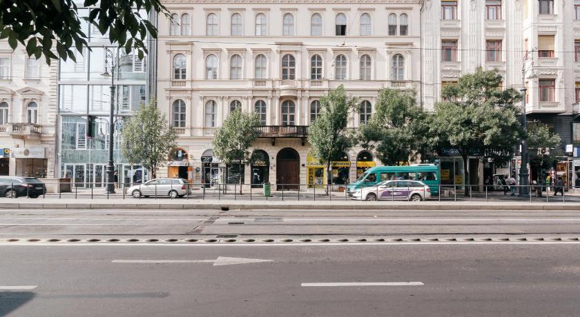 Apriory Apartmants Astoria (Budapest)