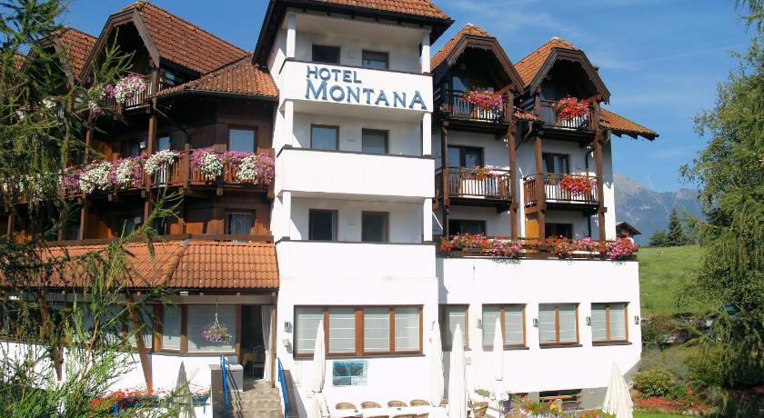 Hotel Montana (Arzl/Pitztal)