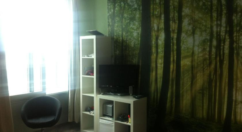 Apartment Bos en Lommerplantsoen (Amsterdam)