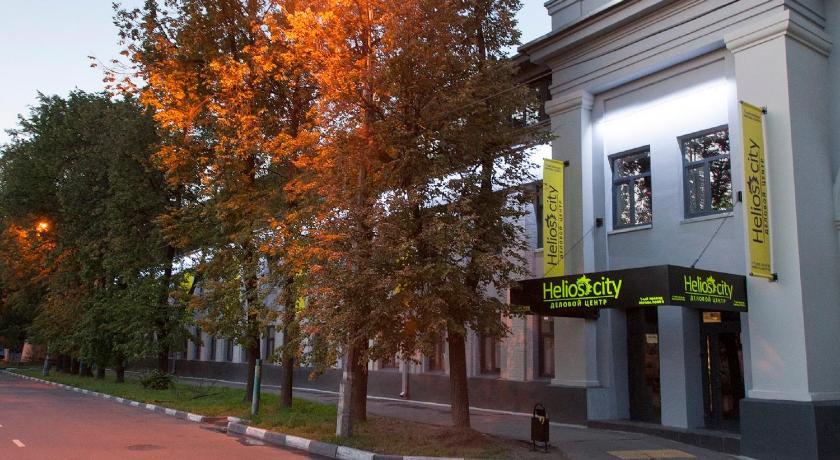 Hotel Kristinn (Moskau)