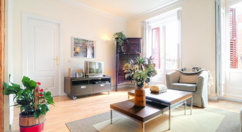 Apartamento Princesa Friendly Rentals (Madrid)